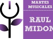 Martes Musicales: Raúl Midón
