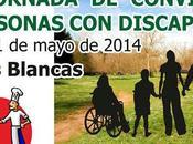 XVII Jornada Convivencia Persona Discapacidad Burgos