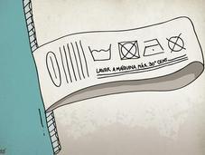 ¿Cómo leer etiquetas ropa?