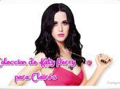 Colección katy perry para claire's