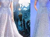 princesa Elle Fanning bruja Angelina Jolie prèmiere Hollywood