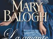 Reseña amante secreta, Mary Balogh