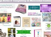 Mega Sorteo Cumpleblog Maternidad Continuum