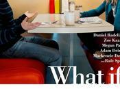 "Primer trailer comedia romántica ""what daniel radcliffe"
