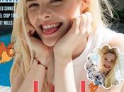 Elle Fanning Cover Girl Asos