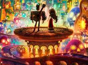 Primer tráiler animación 'The Book Life', producida Guillermo Toro