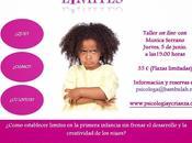 Taller online: ¿Cómo establecer límites primera infancia frenar desarrollo creatividad niños?