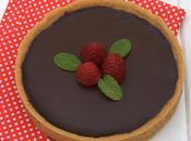 Tarta chocolate improvisada