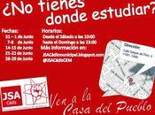 Apertura Sala Estudio Casa Pueblo