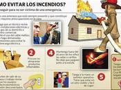 ¿Cómo evitar incendios? #Infografía #Hogar #Prevención
