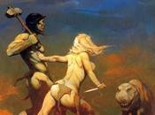 mundos prehistóricos Frank Frazetta