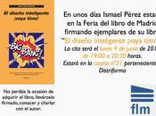 diseño inteligente Feria Libro Madrid