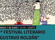 Tercer Festival Literario Gustavo Roldán