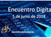 Encuentro digital Secretos Bolsa junio 2014