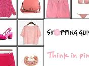 Shopping Guide: Think pink