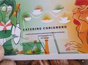Catering CORIANDRO receta