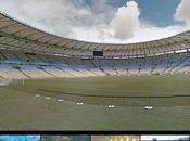 Google agregó imágenes Street View estadios Copa Mundial Fútbol Brasil 2014