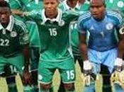 Brasil 2014: Súper Águilas nigerianas preparadas para despegue.