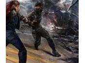 Geniales diseños conceptuales escenas Capitán América: Soldado Invierno