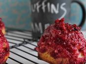 Muffins frambuesas