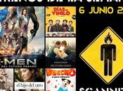 Estrenos Semana Junio 2014 Podcast Scanners