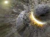 Nuevas pruebas Luna surgió gran choque entre Theia Tierra