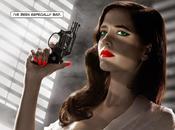 Green tiene pequeñas cartel para 'Sin City aprobado MPAA
