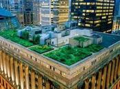 tejados Barcelona teñirán verde