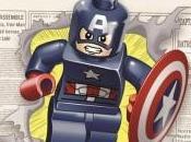 cabe esperar personajes Marvel LEGO Película