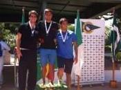 Medallas quinteñas campeonato Andalucia aguas abiertas