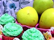 Cupcakes manzana
