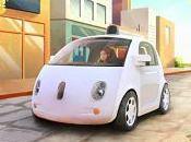 Nuevo coche Google, volante, pedales, freno…