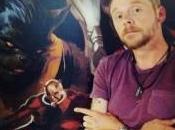 Simon Pegg dice Hombre Hormiga Edgar Wright emocionante