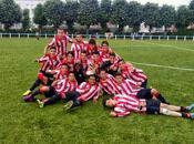 Athletic Bilbao Juvenil campeón Lille