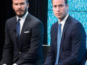 príncipe Guillermo David Beckham, unidos contra tráfico ilegal animales