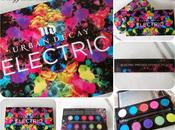 Review paleta Electric Urban Decay
