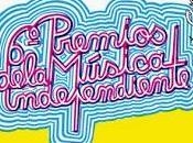 Guadalupe Plata León Benavente triunfan Premios Música Independiente