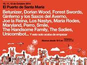 Monkey Week 2014: Reina, Maryland, Perro, Smile, Sadies, Nastys...