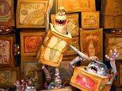"Nuevo divertido trailer v.o. ""los boxtrolls"" nuevo laika studios"