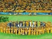 Brasil 2014: ceremonia inaugural.