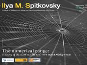Ilya Spitkovsky coloquios ICMAT-UAM