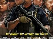 """Primer póster trailer castellano """"sabotage"""""""