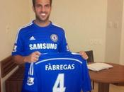 Cesc Fàbregas ficha Chelsea