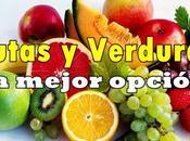 Frutas Verduras: mejor opción