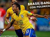 Brasil lleva primer partido mundial polémica