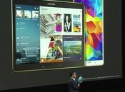 Samsung presenta Galaxy 10.5 pantallas Super AMOLED