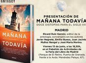 """Presentación Madrid """"Mañana, Todavía"""""""