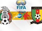México contra Camerún: Mundial Brasil 2014 (Resumen) (1-0)
