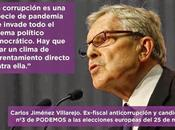 Eduardo Galeano, Naomi Klein Noam Chomsky entre apoyos internacionales celebran irrupción PODEMOS España.