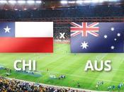 Chile contra Australia vivo) (3-1)
